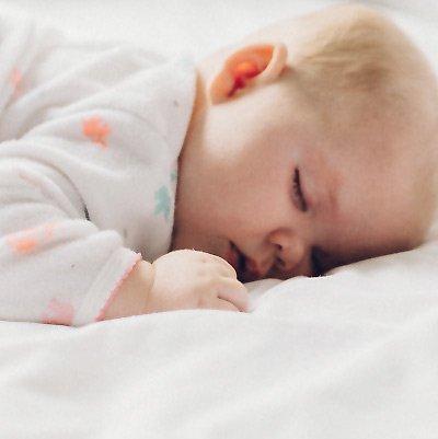 Schläfstörungen von Säuglingen